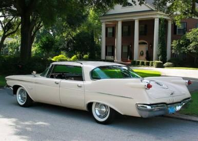 1960 Imperial Custom Southampton.