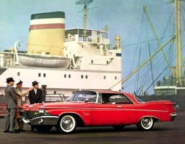 1960 Imperial.