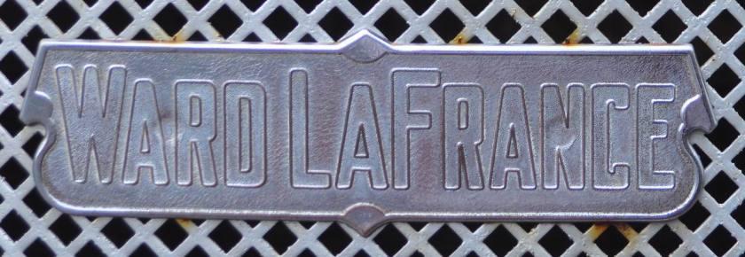 1960 Ward LaFrance Logo