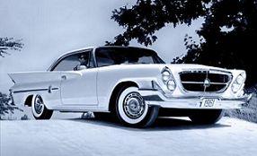 1961 Chrysler 300G vintage