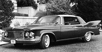1961 chrysler imperial lebaron southampton 4dr ht