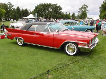 1961 Chrysler New Yoker