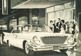 1961 Chrysler Saratoga