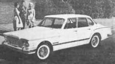 1961 Chrysler Valiant V 200 Arg