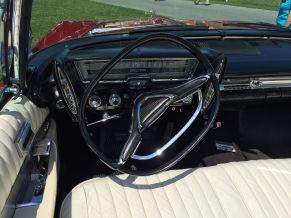 1962 Chrysler Imperial Crown interior