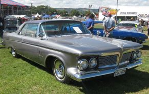 1962 Chrysler Imperial Custom Southampton two-door
