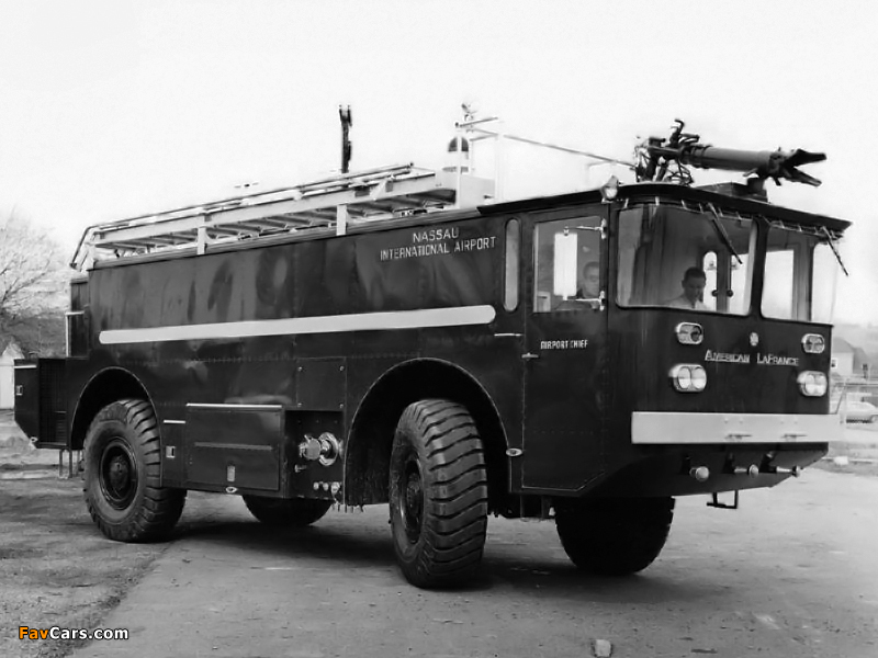 1963 American LaFrance Airport Chief (1963–1964)