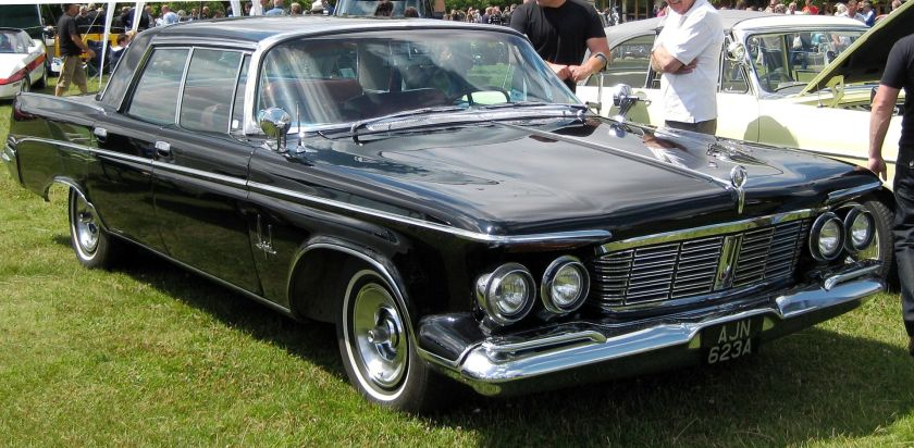 1963 Chrysler Imperial Crown Four-Door 6972cc