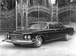 1963 Chrysler Imperial LeBaron Car Picture