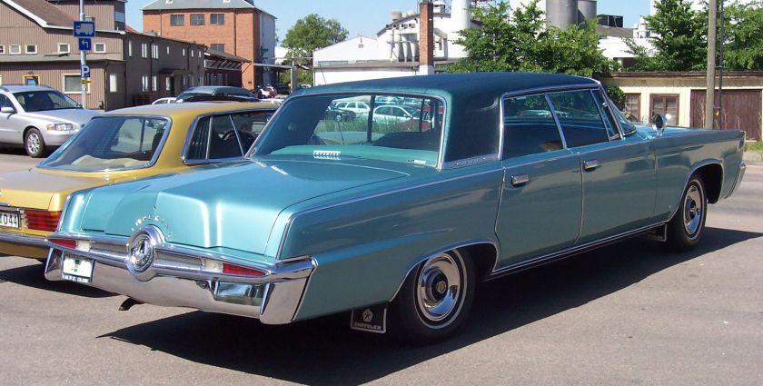 1965 Chrysler Imperial Crown Four-Door