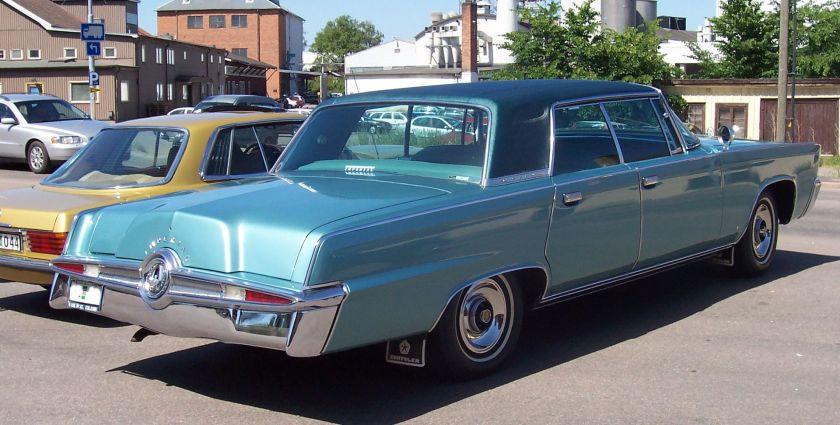 1965 Chrysler Imperial Crown Four-Door