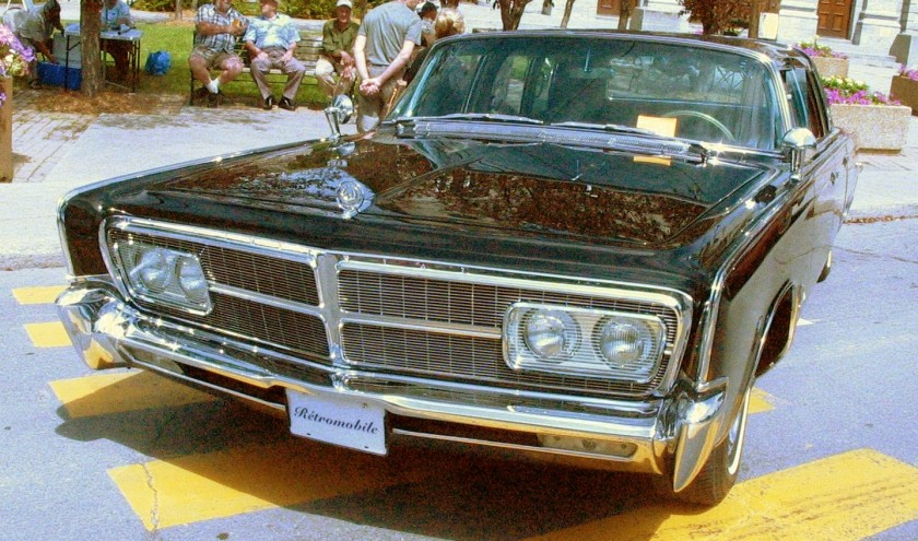 1965 Chrysler Imperial Crown Ghia Limousine