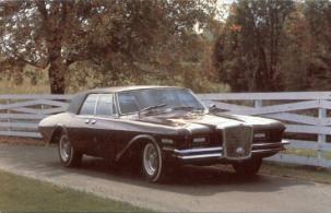 1966 Duesenberg Ghia Torina Virgil M Exner e