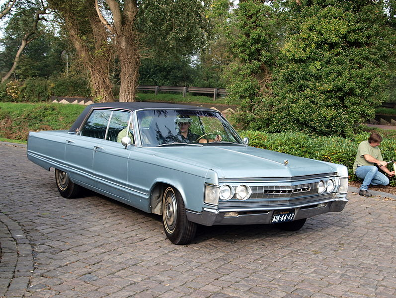 1967 Chrysler Imperial Le Baron photo-6