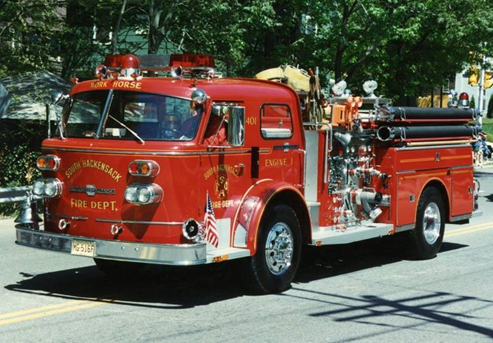 1968 American LaFrance 900 Series, 1250 gpm 500gwt