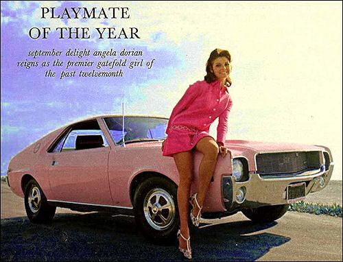 1969 Amc amx1