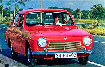 1969 Anadol otosan fw 5