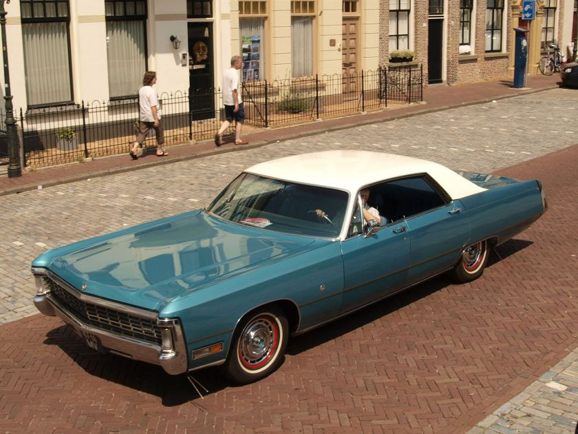 1970 Chrysler Imperial Crown