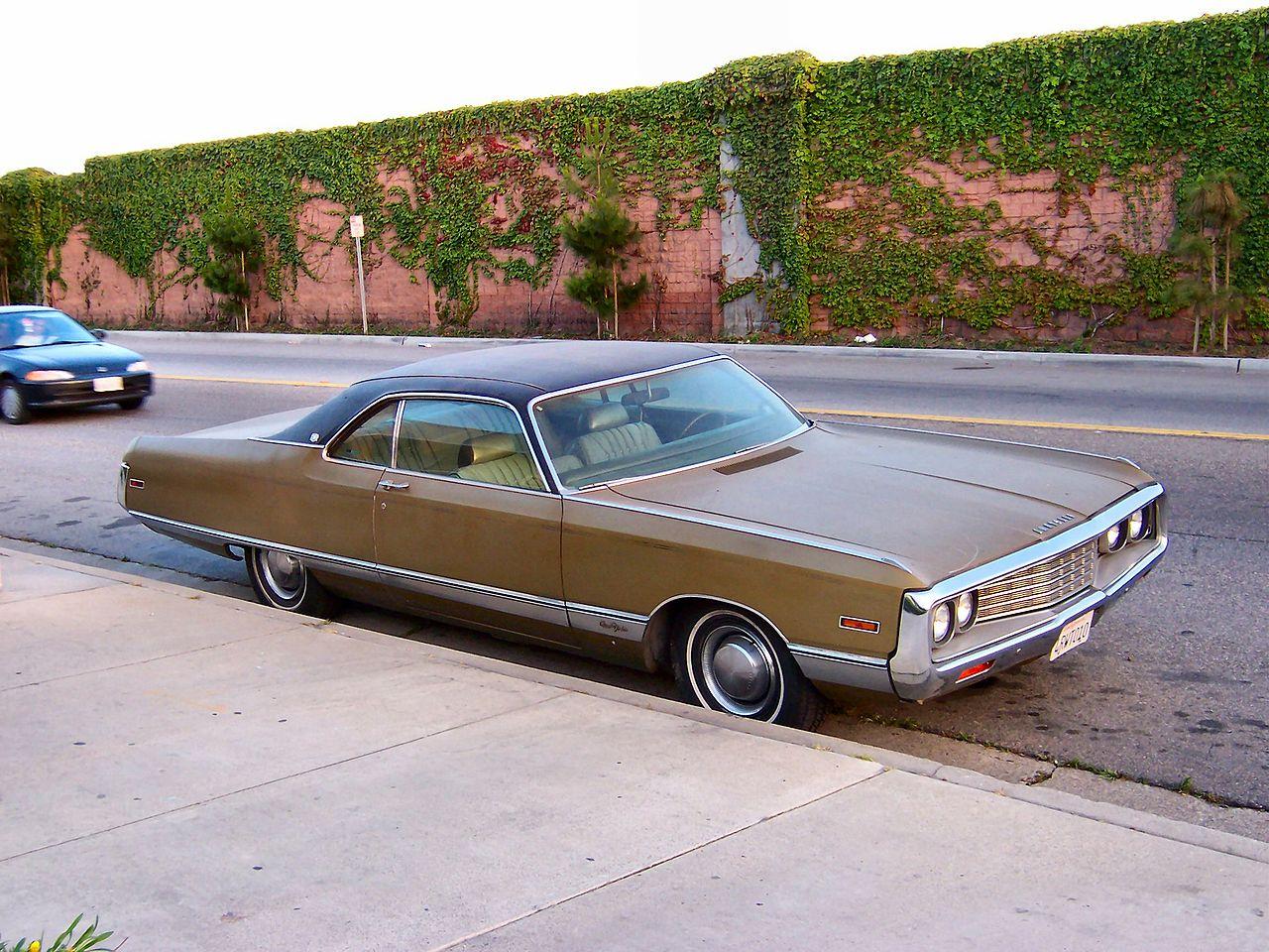 1970 Chrysler New Yorker 5 - Myn Transport Blog