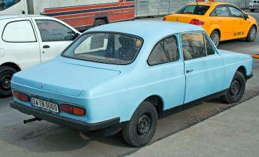 1972 Anadol A1 rear
