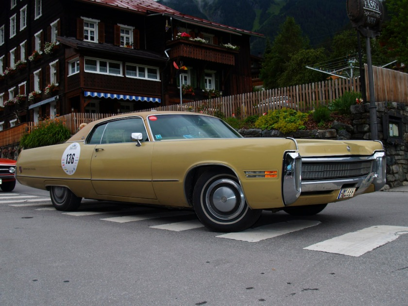 Bj. 1972, V8, 7,1 l, 245 PS
