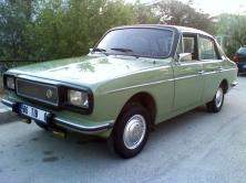 1973 Anadol A2 MkII saloon Akdeniz