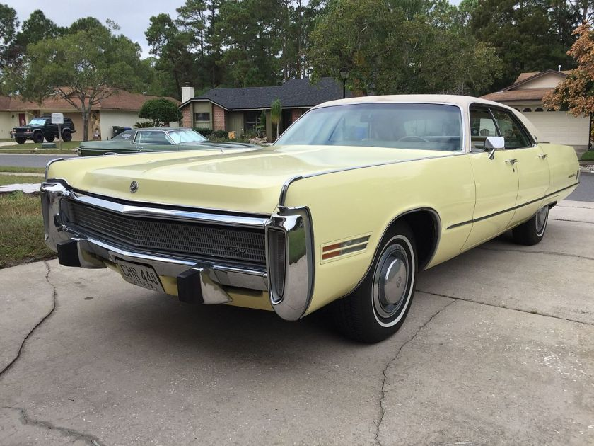 1973 Chrysler Imperial LeBaron 2
