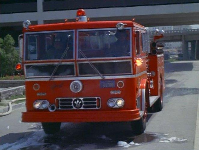 1973 Ward LaFrance P80 Ambassador