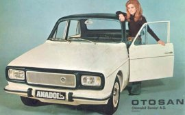 1974 Anadol Otosan