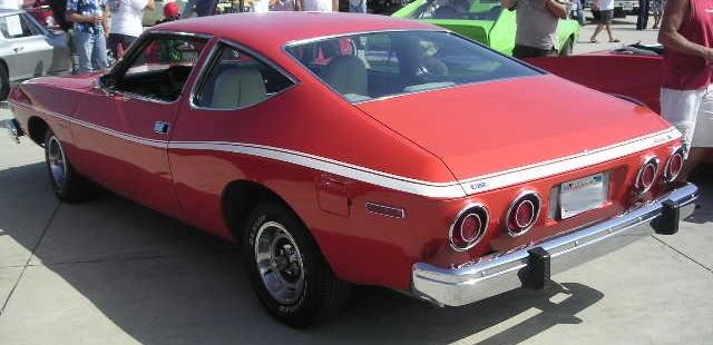1974 Matador X Coupe