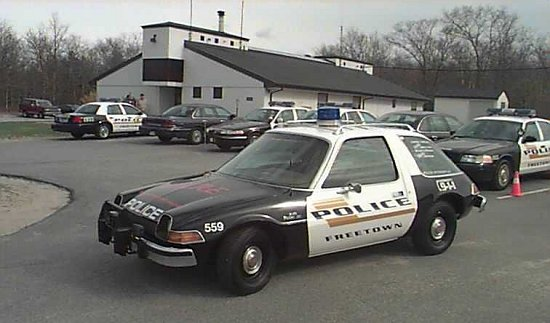 1975 AMC Pacer Patrol Car (2)