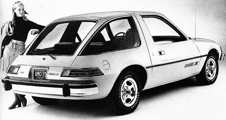 1975 AMC Pacer-X Hatchback Coupe