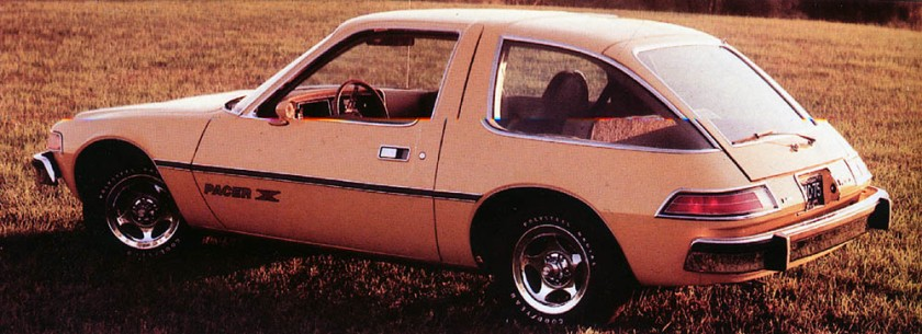 1975 AMC Pacer-X Sport Hatchback Coupe