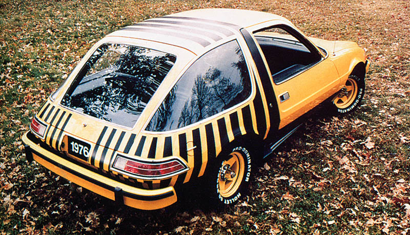 1976 AMC Pacer Hatchback Sport Coupe