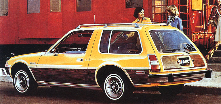 1977 AMC Pacer 2dr Station Wagon