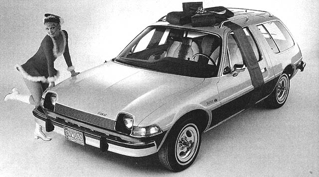 1977 AMC Pacer DL Station Wagon