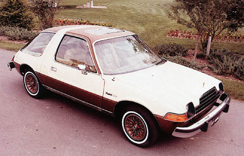 1979 AMC Pacer Limited Hatchback Sport Coupe