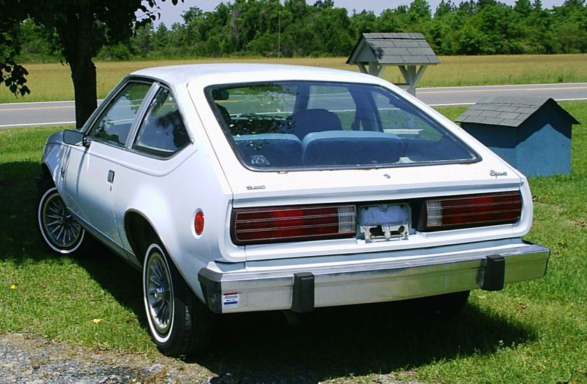 1979 AMC Spirit liftback