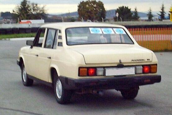 1981 Anadol A8-16