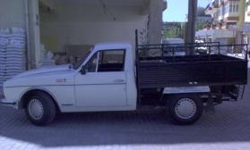 1984 Otosan 600D Kamyonet