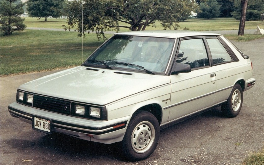 1985 Encore 2-door hatchback
