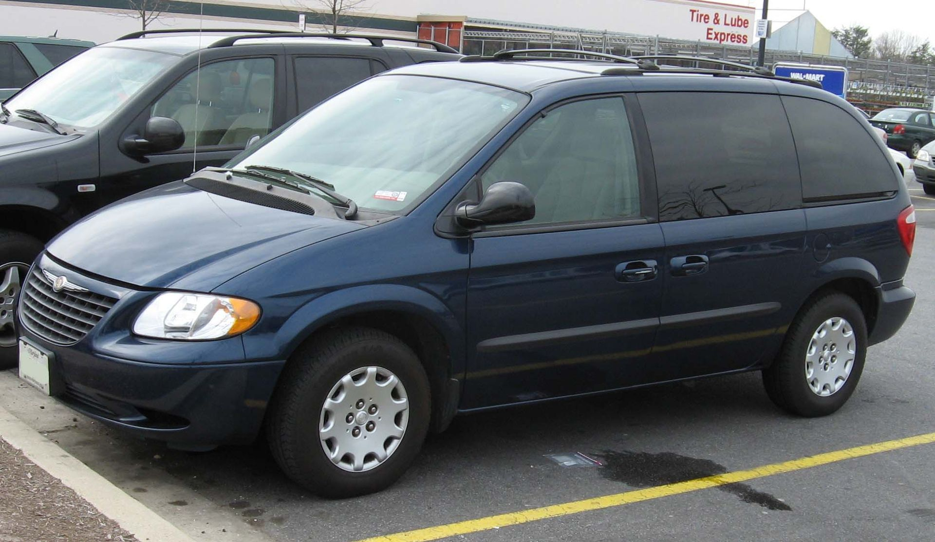2001 03 chrysler voyager advertisements posted on 18 february 2016 full size