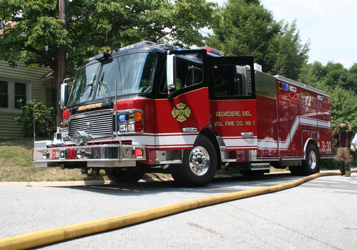 2006 American LaFrance Pump-Rescue