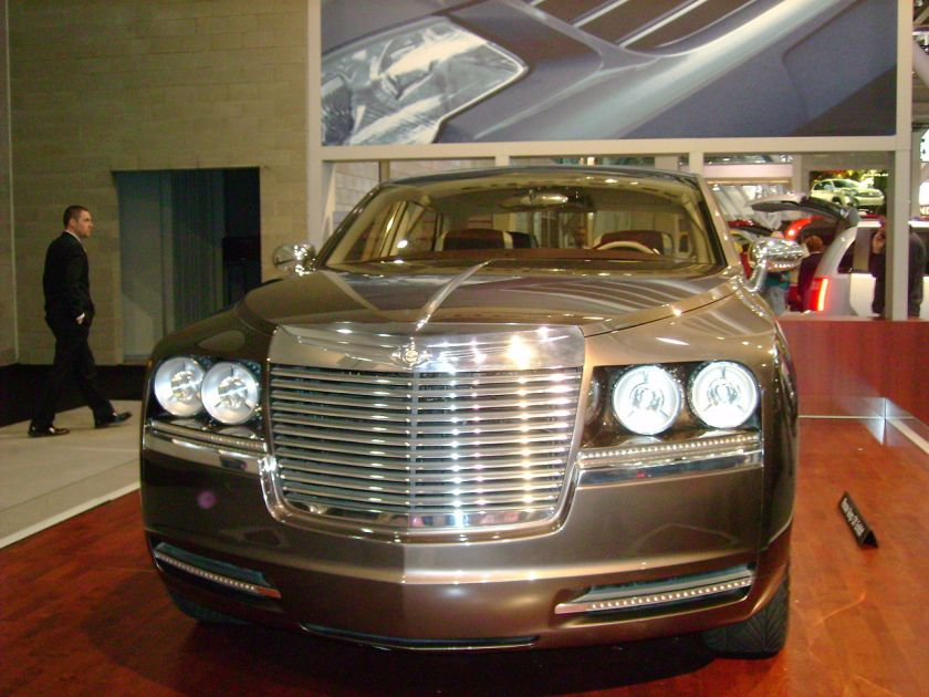 2006 Chrysler Imperial