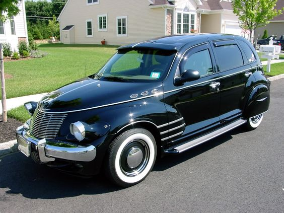 2006 Chrysler PTC Hearse Bl - Myn Transport Blog
