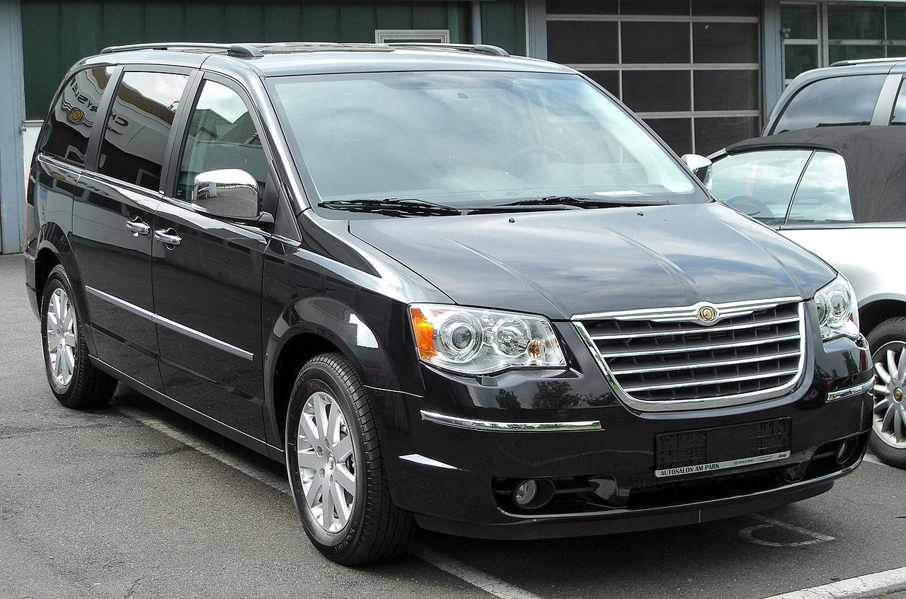 2010 Chrysler Grand Voyager V S 400 Hybrid