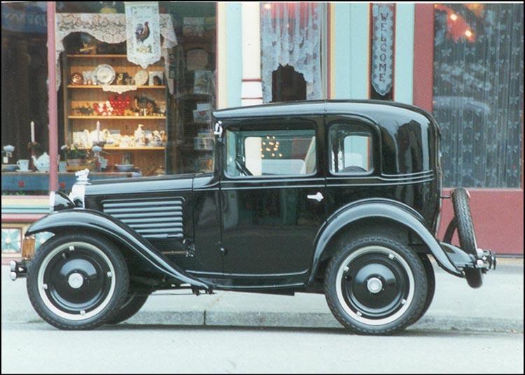 American Austin Coupe Gazebo