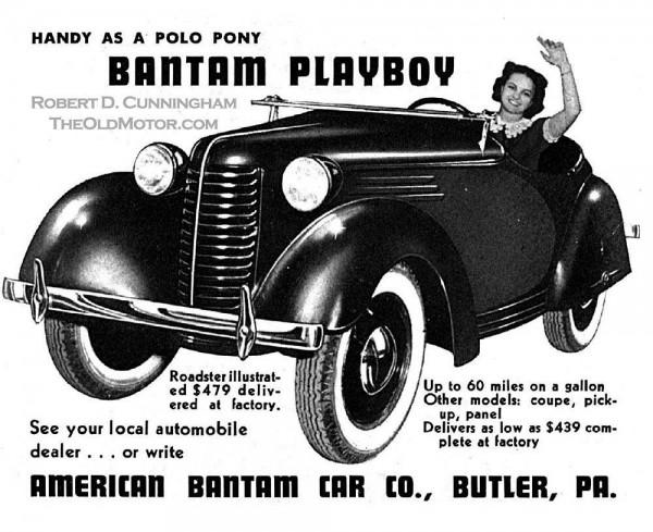 American Bantam ad