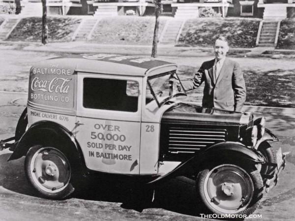 American Bantam Coca Cola