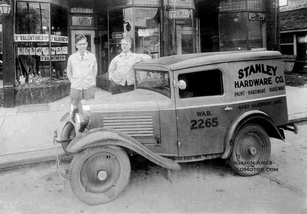 American Bantam Stanley